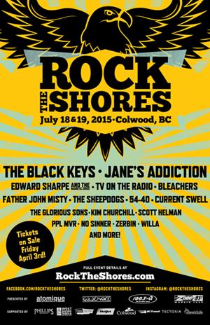 RockTheShores
